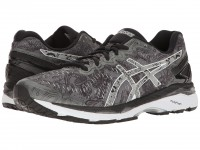 ASICS Gel-Kayano® 23 Lite-Show (Carbon/Silver/Reflective)