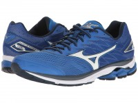 Mizuno Wave Rider 20 (Nautical Blue/Silver/White)