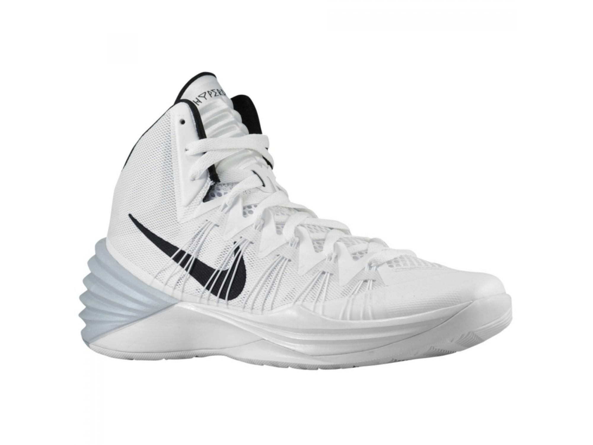 Nike Hyperdunk 2013 (White/ Black) - купить в Украине ...