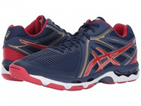 ASICS GEL-Netburner Ballistic MT (Indigo Blue/Prime Red/Rich Gold)