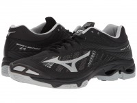 Mizuno Wave Lightning Z4 (Black/Silver)