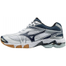 Женские Mizuno Wave Bolt 6 (White/Navy)