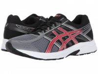 ASICS GEL-Contend 4 (Carbon/Classic Red/Black)