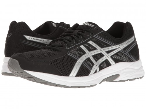 ASICS GEL-Contend 4 (Black/Silver/Carbon)