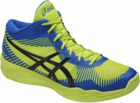ASICS Volley Elite FF MT (Energy Green/Directoire Blue/Black)