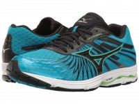 Mizuno Wave Sayonara 4 (Atomic Blue/Black/Green Gecko)
