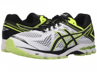 ASICS GT-1000™ 4 (White/Onyx/Flash Yellow)