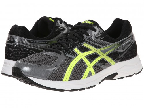 ASICS GEL-Contend™ 3 (Carbon/Flash Yellow/Black)