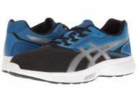 ASICS Stormer (Imperial/Silver/Black)