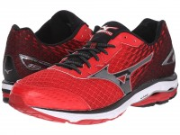 Mizuno Wave Rider 19 (Chinese Red/Black/White)