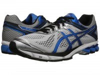 ASICS GT-1000™ 4 (Silver/Electric Blue/Black)