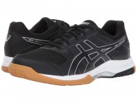 Женские ASICS GEL-Rocket 8 (Black/Black/White)