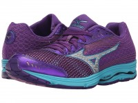 Женские Mizuno Wave Sayonara 3 (Royal Purple/Silver/Blue)