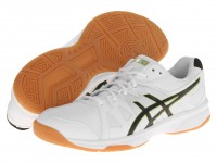 Asics Gel-Upcourt (White/ Black/ Silver)