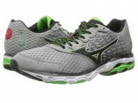 Mizuno Wave Inspire 11 (Alloy/Black/Classic Green)