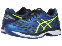 ASICS GEL-Cumulus 18 (Imperial/Safety Yellow/Black)