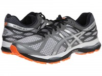ASICS Gel-Cumulus 17 (White/Silver/Hot Orange)