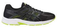 ASICS GEL-Contend 4 (Black/Black/Energy Green)