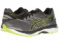 ASICS GEL-Cumulus 18 (Carbon/Black/Safety Yellow)