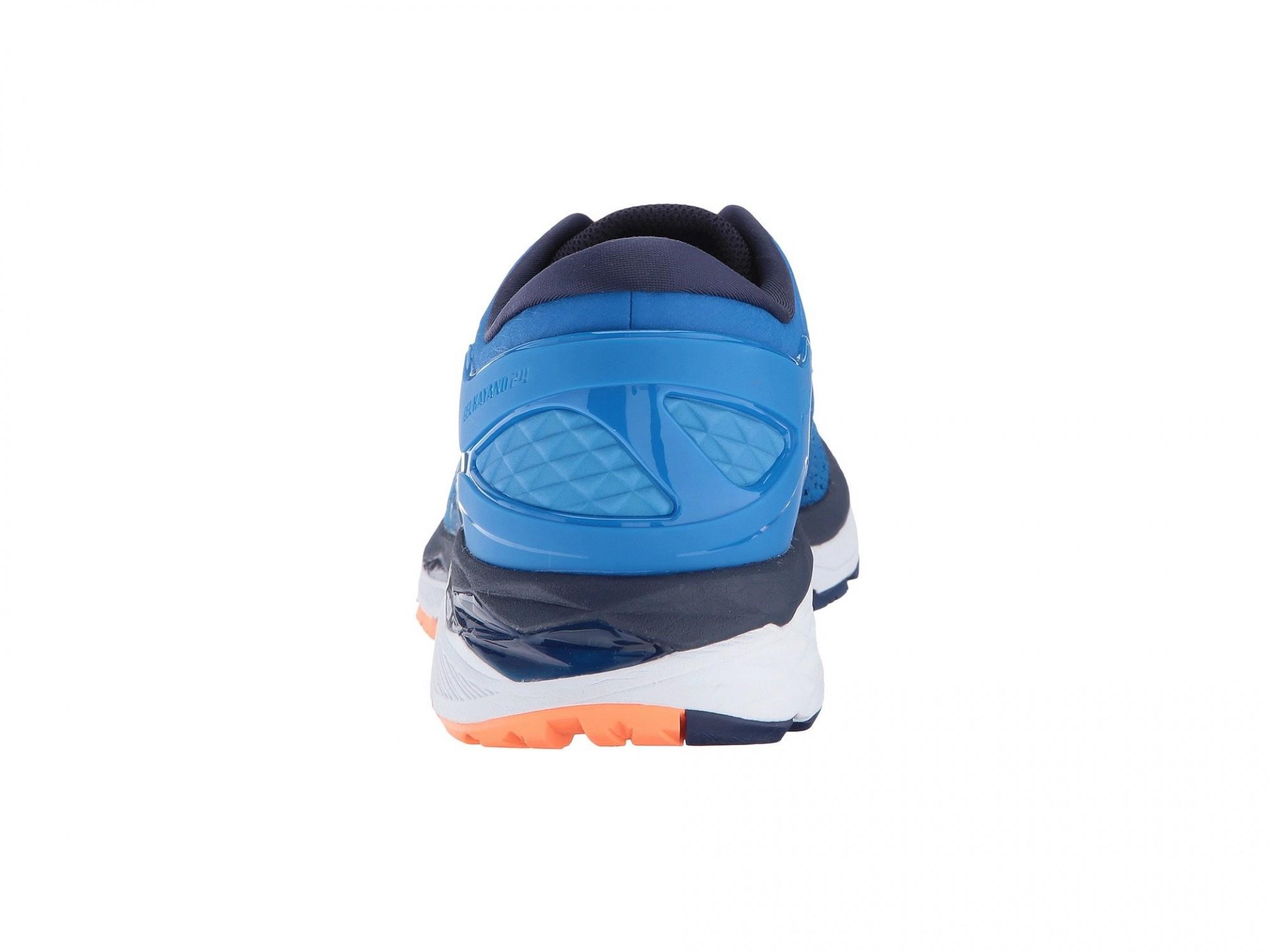 ASICS Gel Kayano 24 (Bleu Directoire 4358/ Crayon// Directoire Orange Chaud) T749N 4358 894129d - deltaportal.info