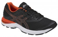 ASICS GEL-Pulse 9 (Black/Cherry Tomato/Carbon)