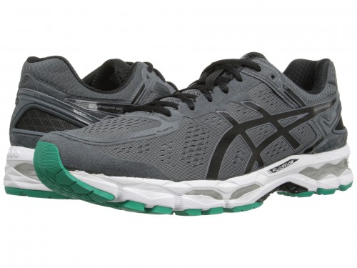 ASICS GEL-Kayano® 22 (Carbon/Black/Silver)