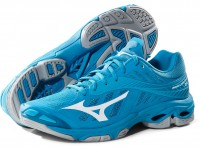 Mizuno Wave Lightning Z4 (Blue Jewel/White/Hawaiian Ocean)