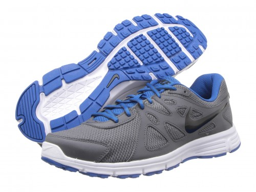 Nike Revolution 2 (Dark Grey/Military Blue/White/Black)