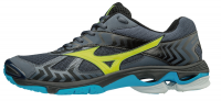 Mizuno Wave Bolt 7 (Ombre Blue/Safety Yellow/Black)