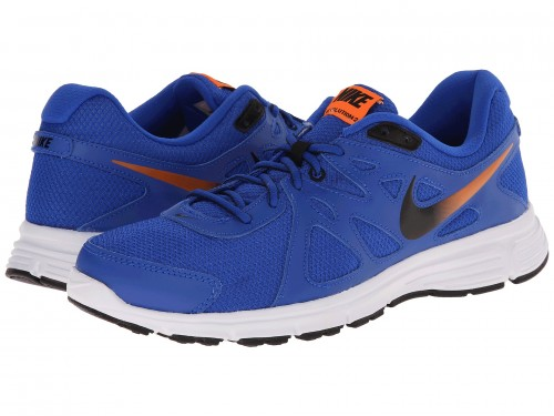 Nike Revolution 2 (Lyon Blue/Total Orange/White/Black)