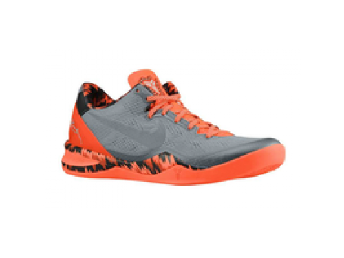 "Nike Kobe 8 System ""Philipines Pack"" (Grey/ Orange)"