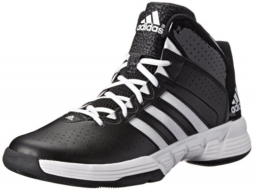 adidas Cross 'Em 3 (Core Black/Running White/Black)