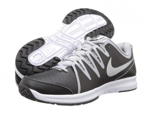 Nike Vapor Court(Black/White/Wolf Grey/Metallic Silver)