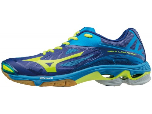 Mizuno Wave Lightning Z2 (Blue/Yellow)