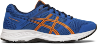 ASICS Gel-Contend 5 (Lake Drive/Shocking Orange)