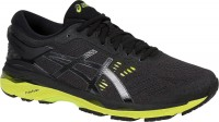 ASICS Gel-Kayano 24 (Black/Green Gecko/Phantom)
