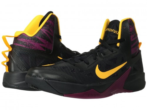 Nike Zoom Hyperfuse 2013 (Black/ Raspberry Red)
