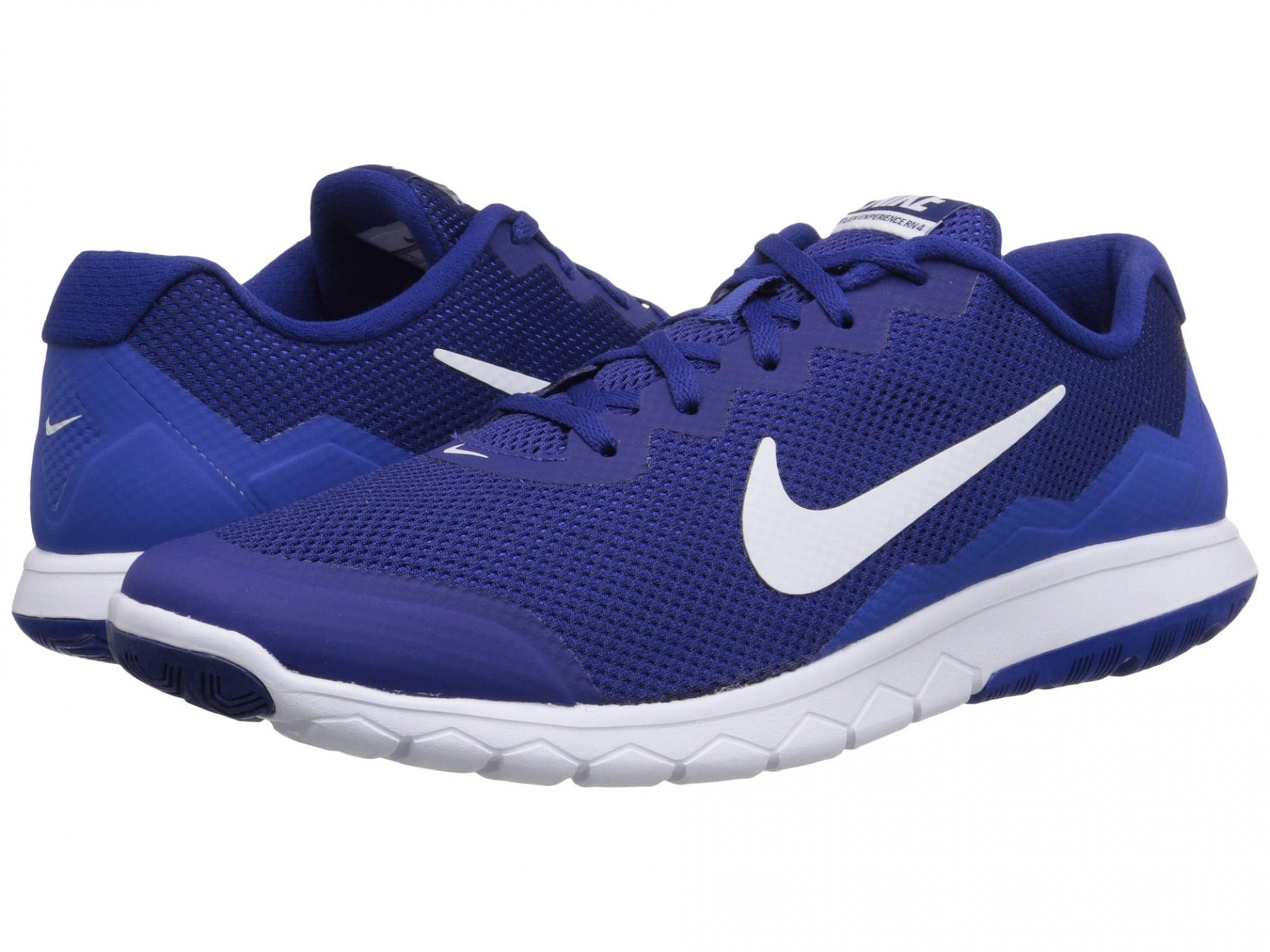 33b772da Nike Flex Experience Run 4 Беговые кроссовки 749172-400 купить в ...
