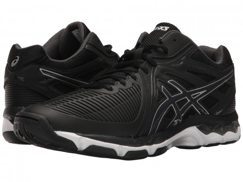 ASICS GEL-Netburner Ballistic MT (Black/Dark/Grey/Silver)