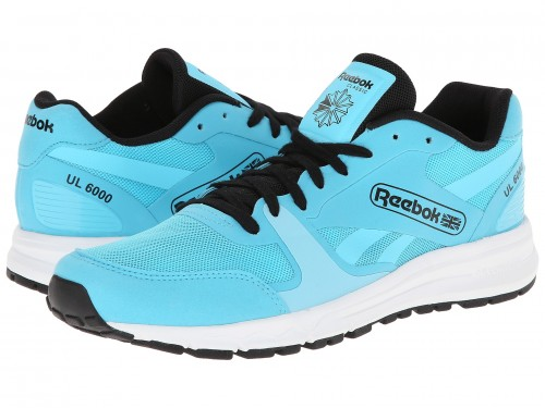 Reebok UL 6000 (Neon Blue/Black/White)