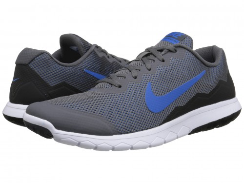 Nike Flex Experience Run 4 (Dark Grey/Black/White/Soar)