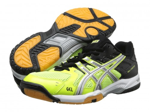 Asics GEL-Rocket 6 (Flash Yellow)
