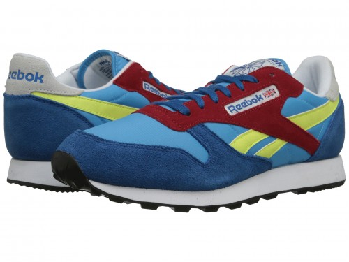 Reebok Classic Sport (California Blue/Persian Blue/White)