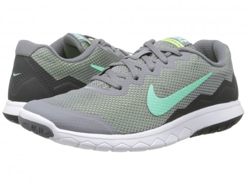 Nike Flex Experience Run 4 (Cool Grey/Black/White)