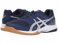 ASICS GEL-Rocket 8 (Indigo Blue/Silver/White)