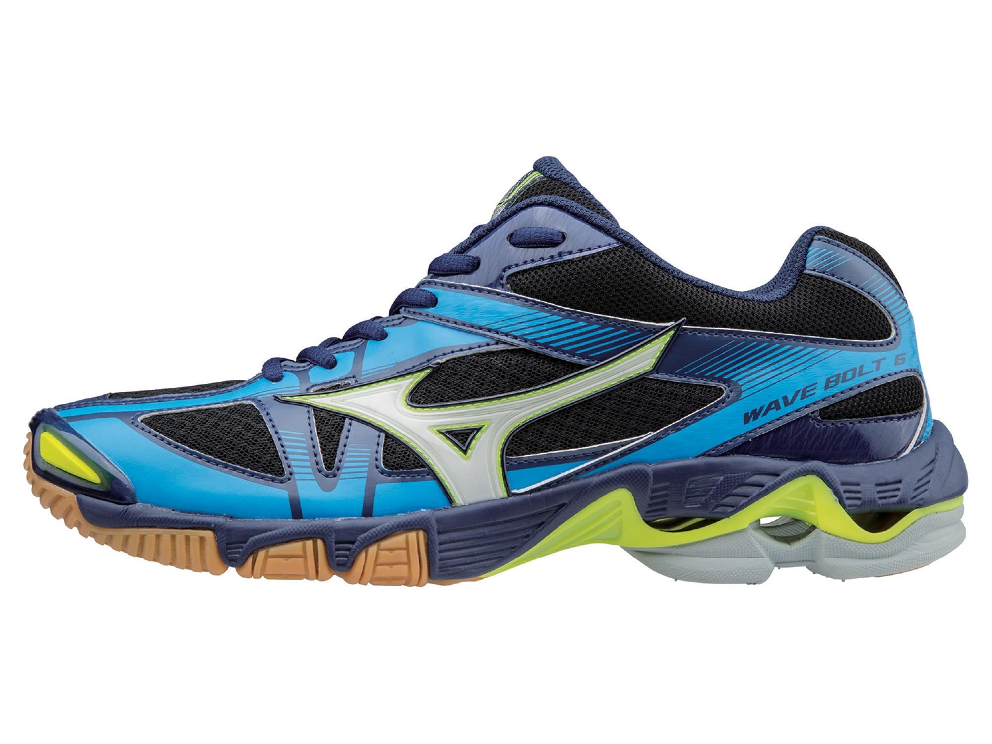 Mizuno Wave Bolt 6 Волейбольные кроссовки V1GA1760-71 купить в ... 2e6c089d988