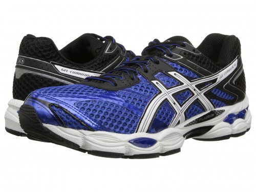 ASICS GEL-Cumulus 16 (Blue/White/Black)