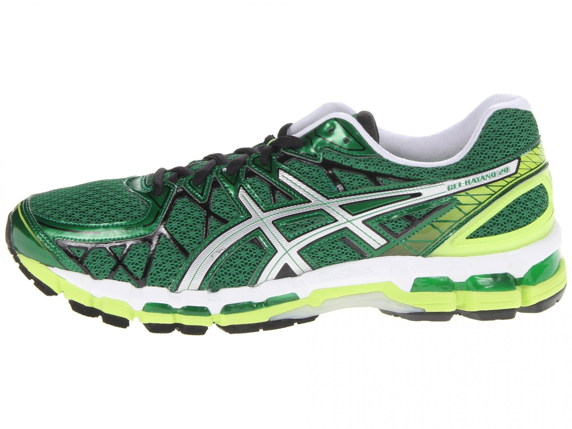 best service 36375 1f336 ASICS GEL-Kayano 20 (Pine  Lightning  White)