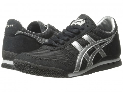 Onitsuka Tiger Ultimate 81 (Black/Silver)