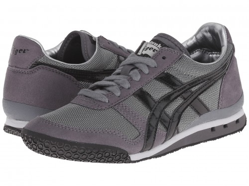 Onitsuka Tiger Ultimate 81 (Silver/Black)